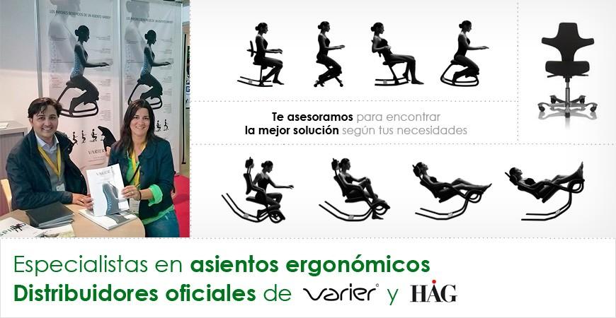 Especialistas en asientos ergonómicos